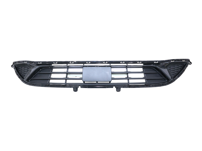 auto exterior decoration——bottom grille of front bumper