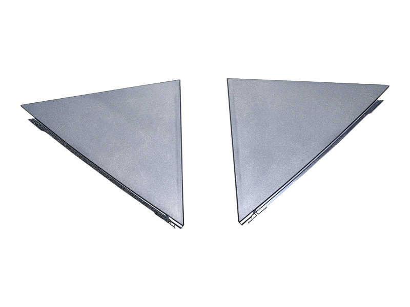 auto exterior decoration——Rear door triangle