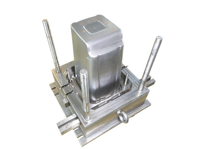 Male Die of 241L Trash Can Mould