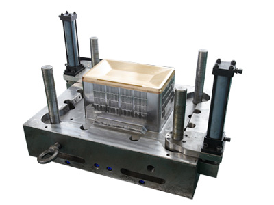 Male Die of Turnover Box Mould