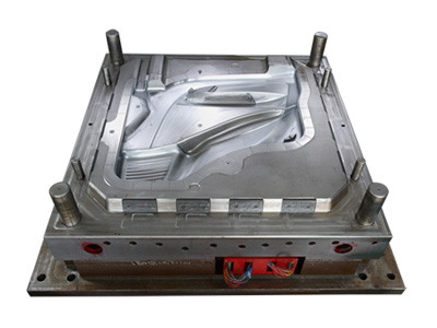 Fixed Plate Male Die of Auto Door Glass Mould