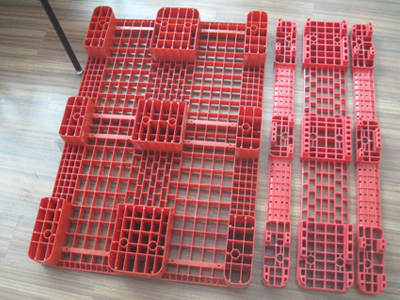 Tray injection mold